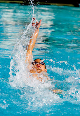 swimming essay introduction Conquering my fear of swimming swimming essay introduction swimming is a sport or activity of propelling oneself through water using the limbs.